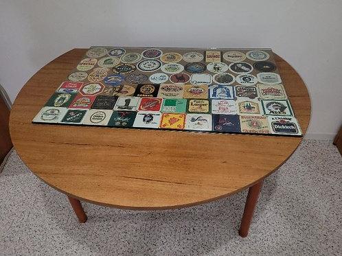 Schreiber drop leaf MXM Table, VG condition