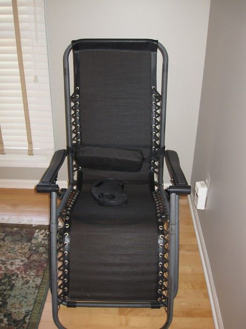 Zero Gravity reclining lounge chair