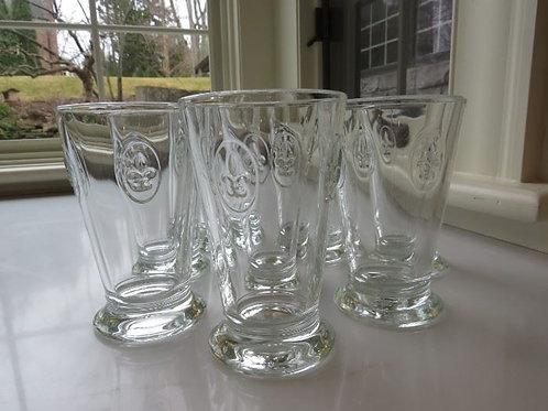 6 Drinking Glasses