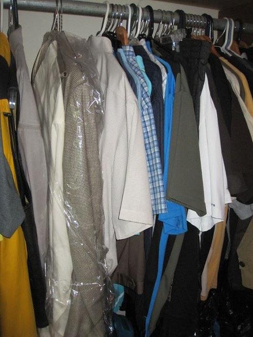 Men's clothing XL