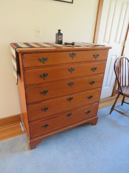 "Antique Dresser 41"" tall 37"" wide VG condition"