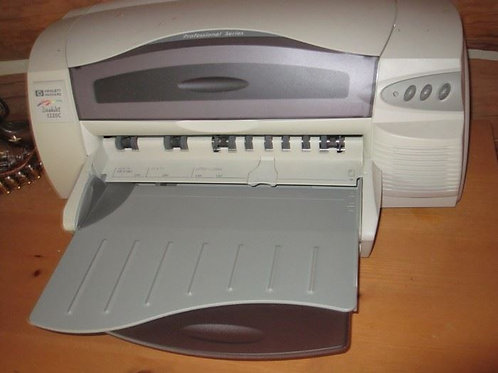 HP desk jet printer works!!