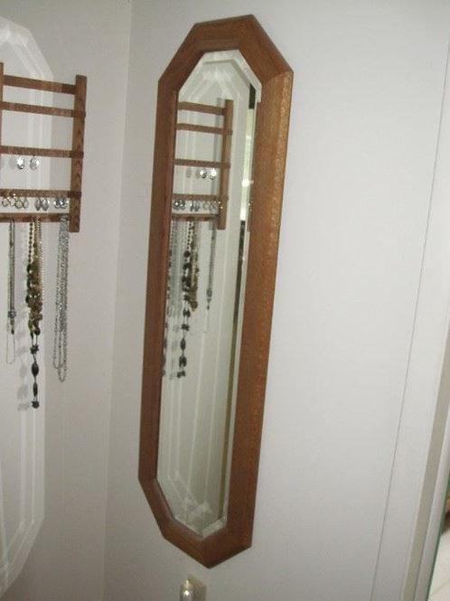"53"" Oak Thomasville mirror to match bedroom set"
