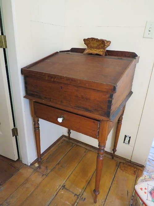 Primitive writing desk