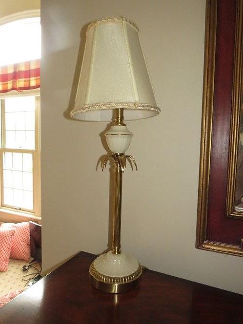 """Ornate Lenox Lamp - 27"""" ($50ea)"""