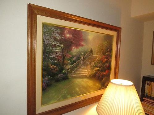 36 x 30 Thomas Kinkade Print