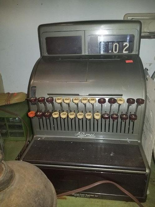 Full size National cash register VG condition