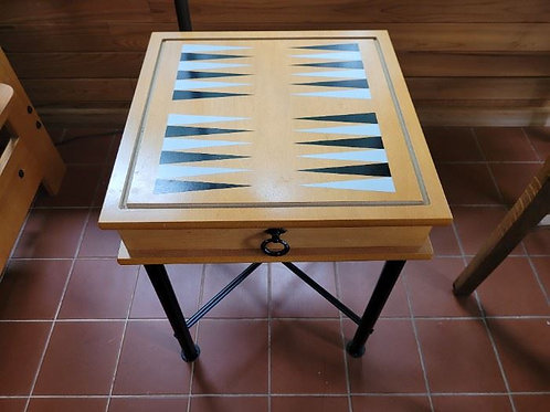 Game Chest Table