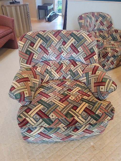 Pearson Lounge Chair on Rollers ($95 Ea)