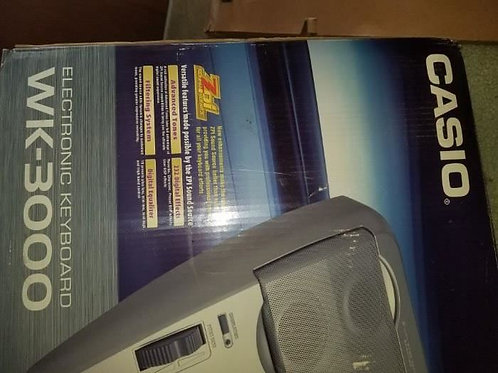 Casio WK 3000 keyboard NEW