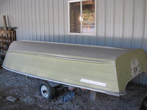15' Starcraft Aluminum Boat