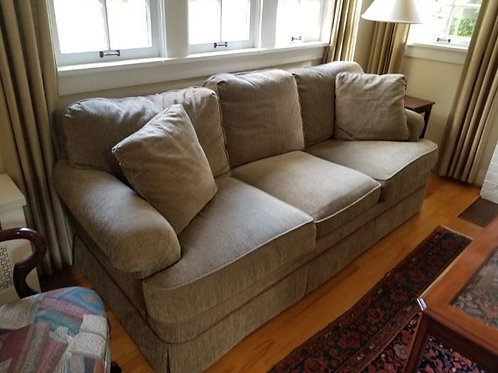 Beige 3 seater Sofa, excellent condition