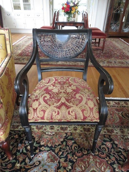 Caned Occasional Chair