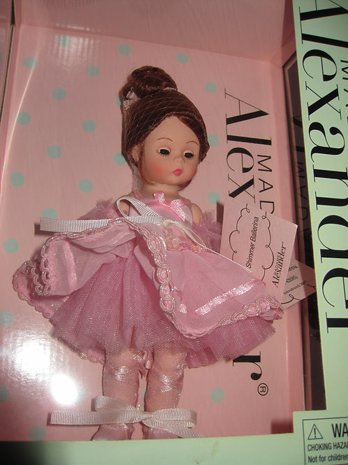 Madame Alexander doll new in box 6""