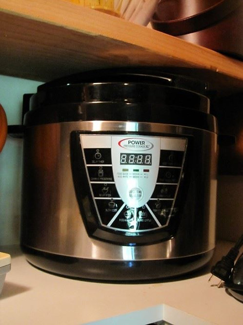 Power Pressure Cooker XL like new