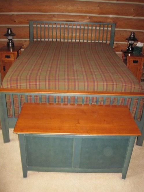 Nadeau Canada Queen Bed set and headboard
