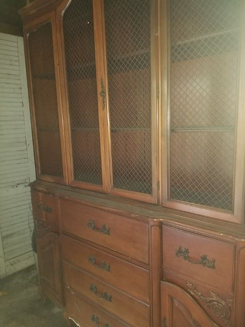 China cabinet project