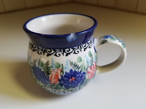 Polish coffee cup