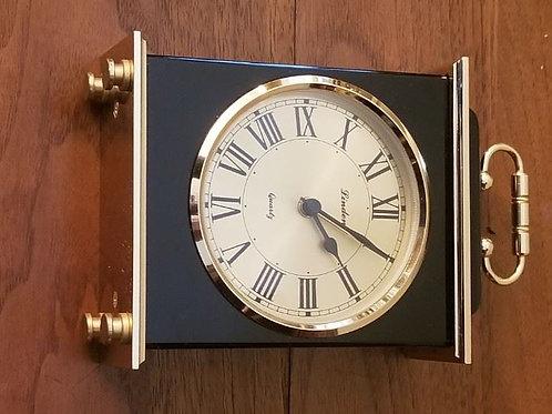 "Linden clock, 7"" Vg"