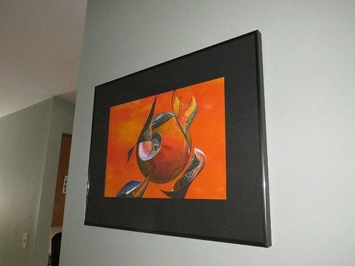 Art de Joie Orange