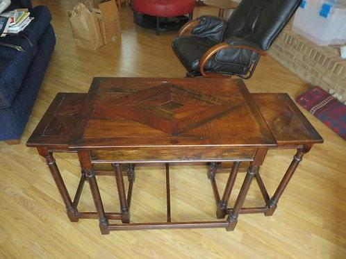 Arhaus Rustic Palencia Nesting Tables