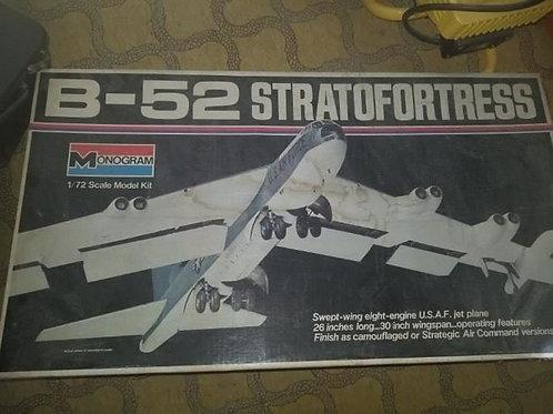 B-52 Statofortress Monogram Airplane Model