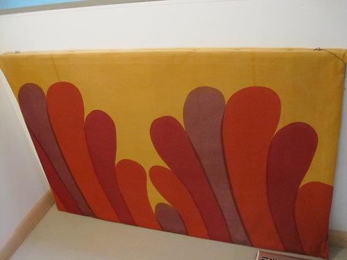 Marimekko two sided large textile art