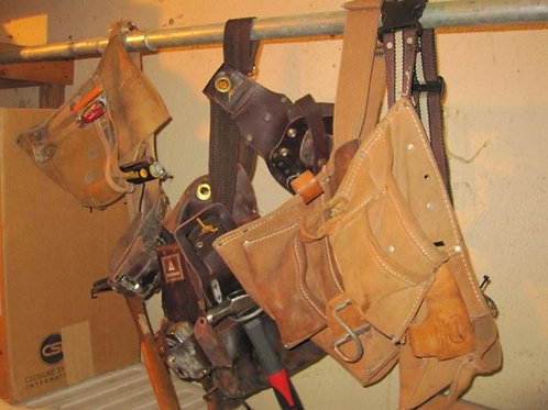 Tools and tool belts