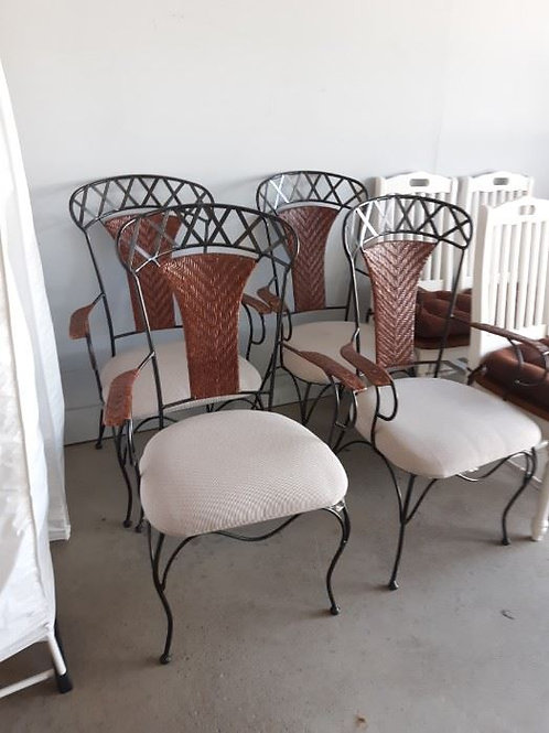 Set of 4 chairs, excellent condition