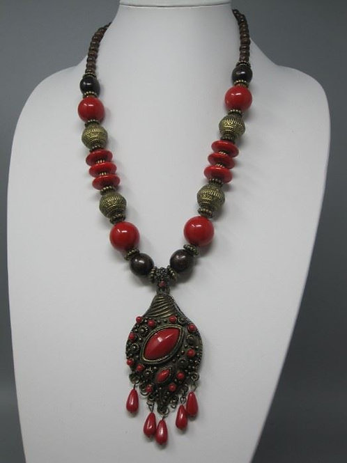 "Boho 24"" necklace"