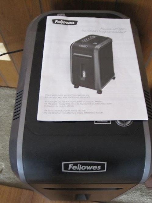 Fellowes paper shredder 99Ci