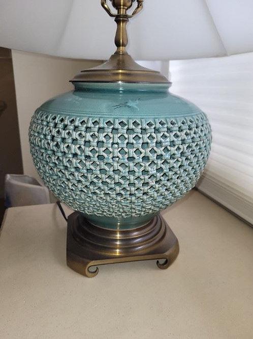 "Pottery Lamp - 30"""