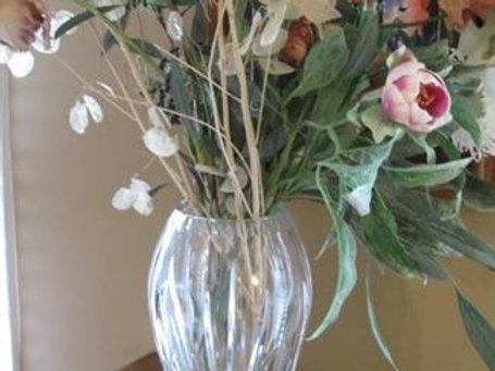 """Waterford vase 12""""T"""
