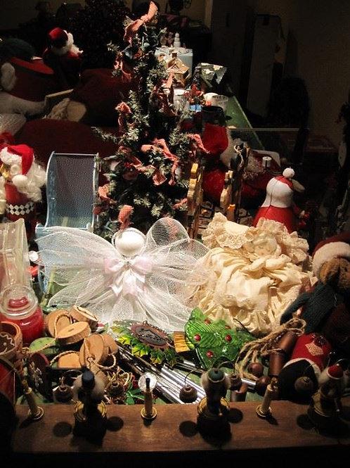Huge collection of Christmas decor