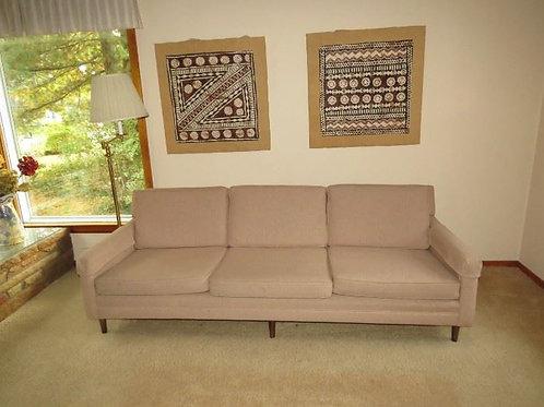 Lane MCM sofa VG condition