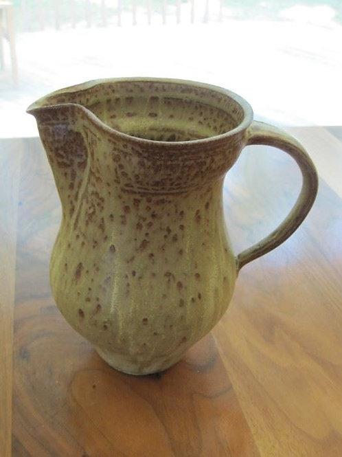 Studio Art Pottery Pitcher