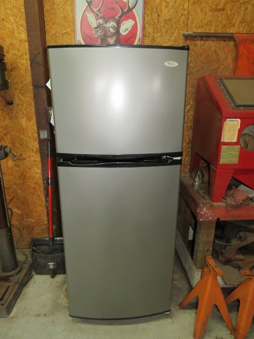 1st Building, Smaller refrigerator/freezer Vg condition