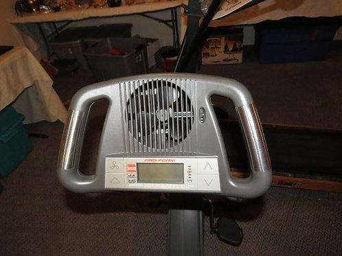 Proform Exercise bike GR 80, VG condition