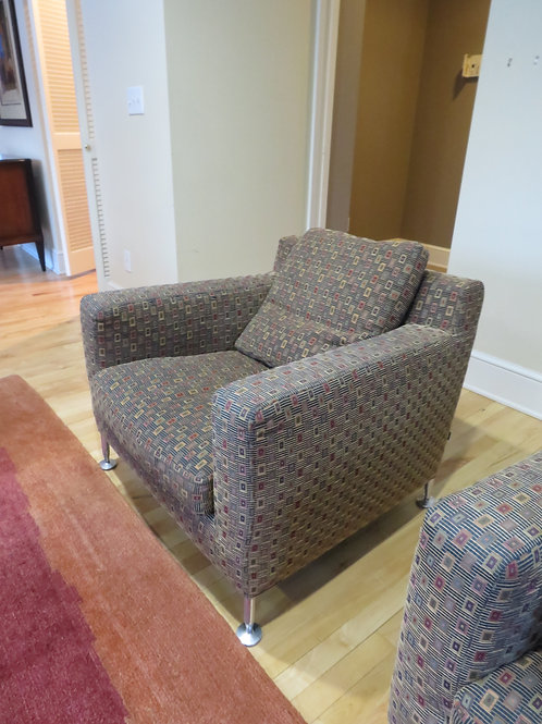 Made in Italy Lounge Chair (2 Available) - $250 ea