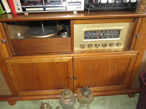 Curtis Mathes Stereophonic console