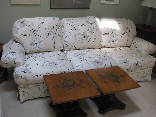 Flex steel sofa