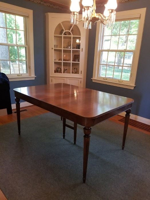 Dining room table appr. 6 x 4'