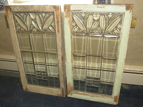 Stained Glass Windows ($65 Each)