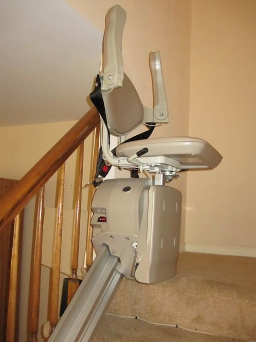 Bruno stair lift 400 lb capacity 6 steps, 2 AVAILABLE