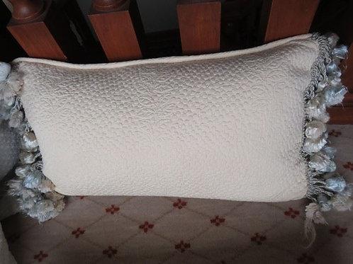 Butter Yellow Down Accent Pillow w/Zipper