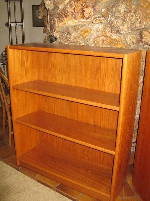 Teak Bookshelves