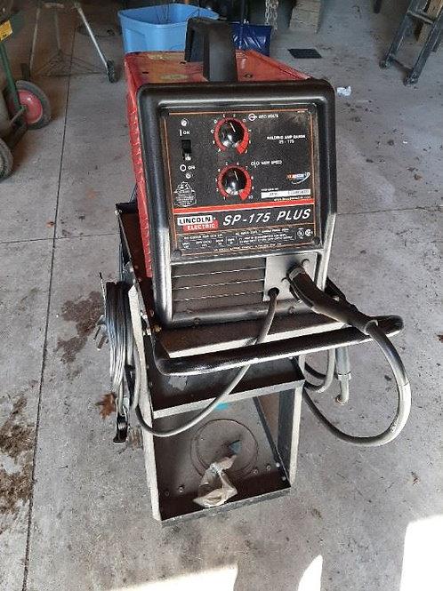 Lincoln Mig Welder & Cart