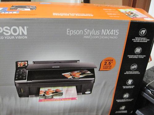 Epson Stylus NX45 printer