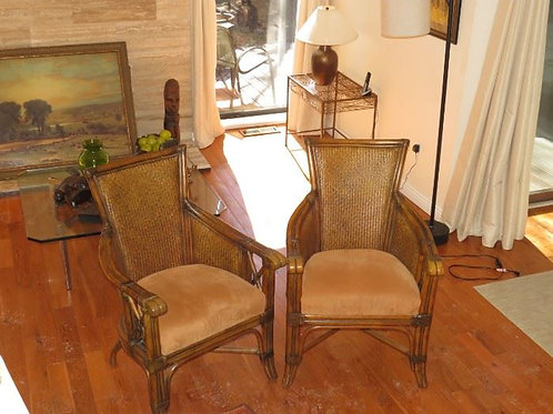 $50 each, Wicker Chairs (2 Available)