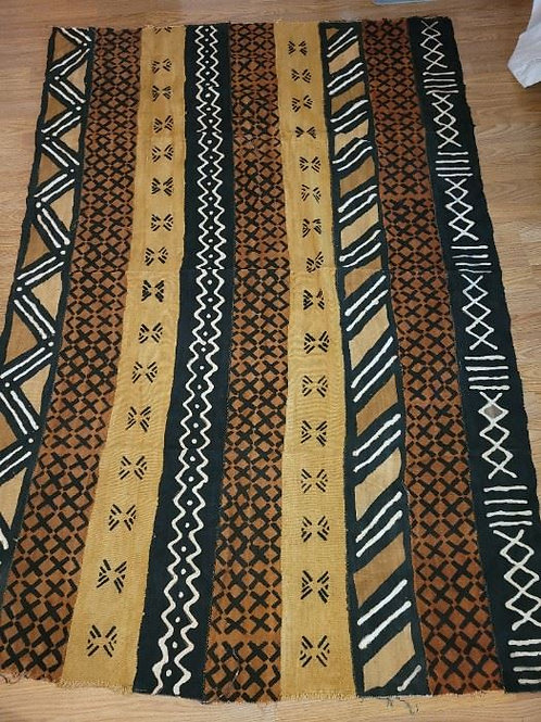 African Woven Fabric - 6'